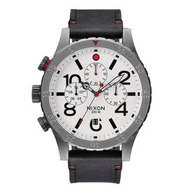 Nixon NIXON | 48-20 CHRONO LEATHER