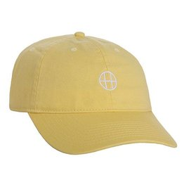 HUF HUF | CIRCLE H CURVE VISOR 6 PANEL