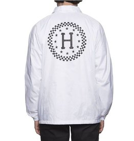 HUF HUF | CHECKERED COACH JACKET