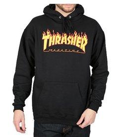 Thrasher THRASHER | FLAME LOGO HOOD + couleurs
