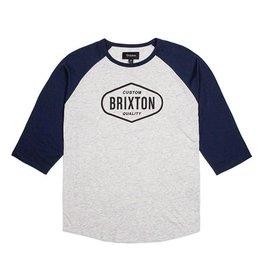 Brixton BRIXTON | OAKLAND 3/4 TEE