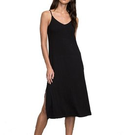 RVCA RVCA | BOTTLENECK MIDI DRESS