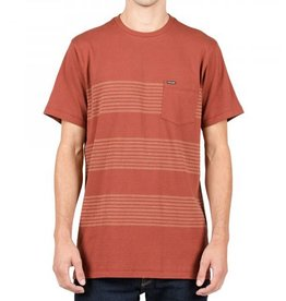 Volcom VOLCOM | BANDED CREW TEE more colors