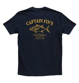 Captain Fin CAPTAIN FIN | FISH MARKET TEE