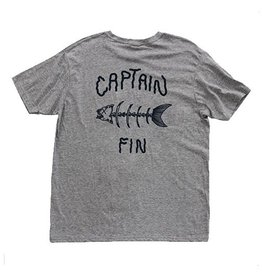 Captain Fin CAPTAIN FIN | FISH BONES TEE