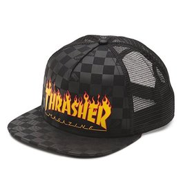 Vans VANS X THRASHER TRUCKER HAT