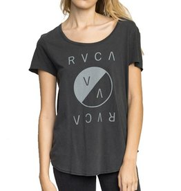 RVCA RVCA | NO END SCOOP T-SHIRT