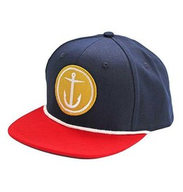 Captain Fin CAPTAIN FIN | OG ANCHOR HAT