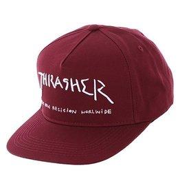 Thrasher THRASHER | NEW RELIGION SNAPBACK