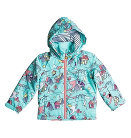Roxy ROXY | GIRLS MINI JETTY LITTLE MISS JACKET
