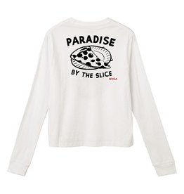RVCA RVCA | PIZZA BY THE SLICE L/S