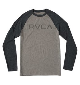 RVCA RVCA | BIG RVCA L/S + couleurs
