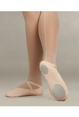 Capezio 2028C Children's Juliet Split Sole Canvas Ballet Shoe