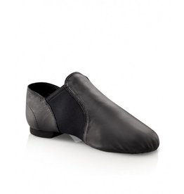 Capezio EJ2C Children's Slip-On Jazz Split Sole Stretch Boot