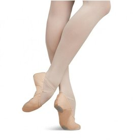 Capezio 2027 Leather Juliet Ballet Shoe