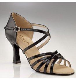 """Capezio SD02 Capezio® 2.5"""" Rosa Open Toe Latin Ballroom Shoe"""