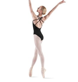 Bloch L1567 Double Strap Seamed Leotard
