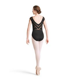Bloch L8722  Sunray Cap Sleeve Leotard