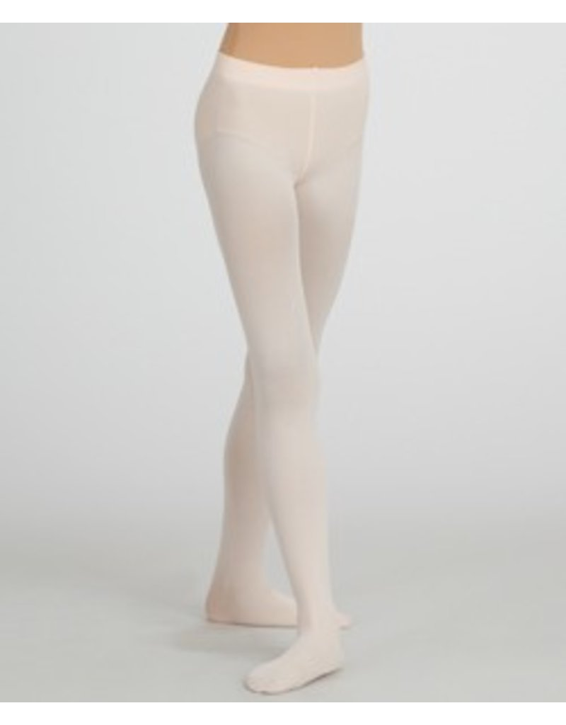 Capezio 1915C Ultra Soft Footed Tights