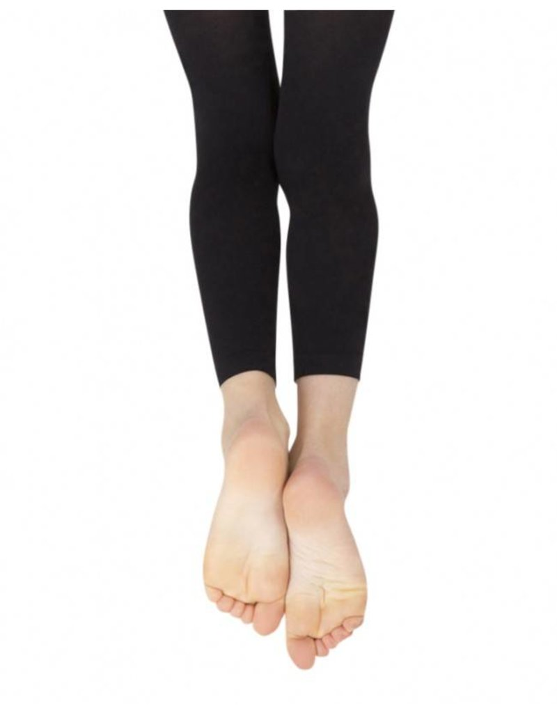 Capezio 1870C Ultra Soft Hip Rider Capri Tights