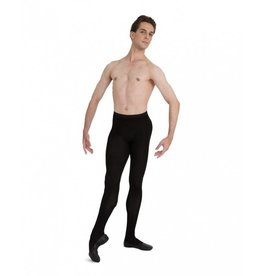 Capezio MT11 Capezio® Men's Knit Footed Tight w/Seams