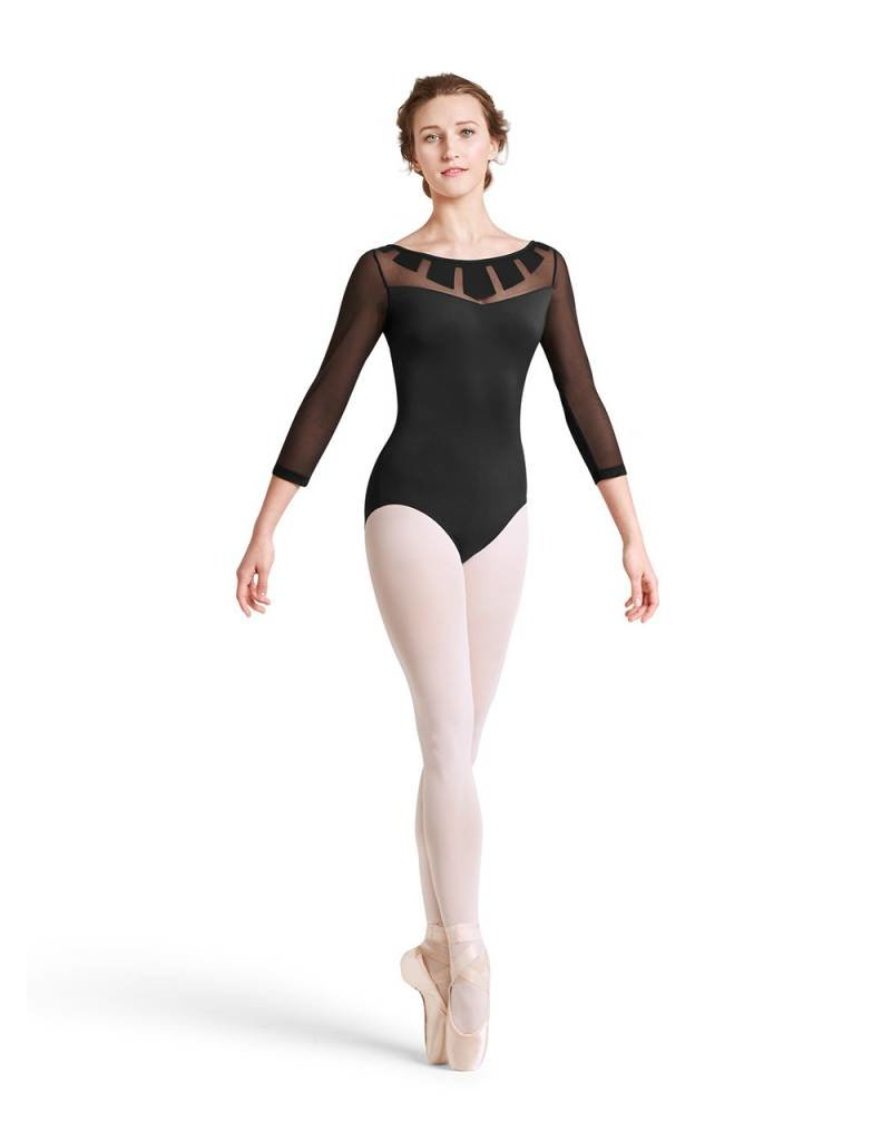 Bloch L8712 Sunray 3/4 Sleeve Leotard