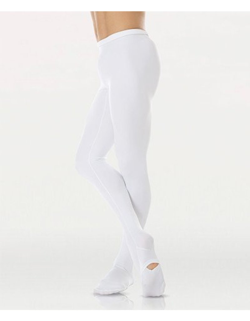 Body Wrappers M92 Seamless Convertible Foot Dance Tight