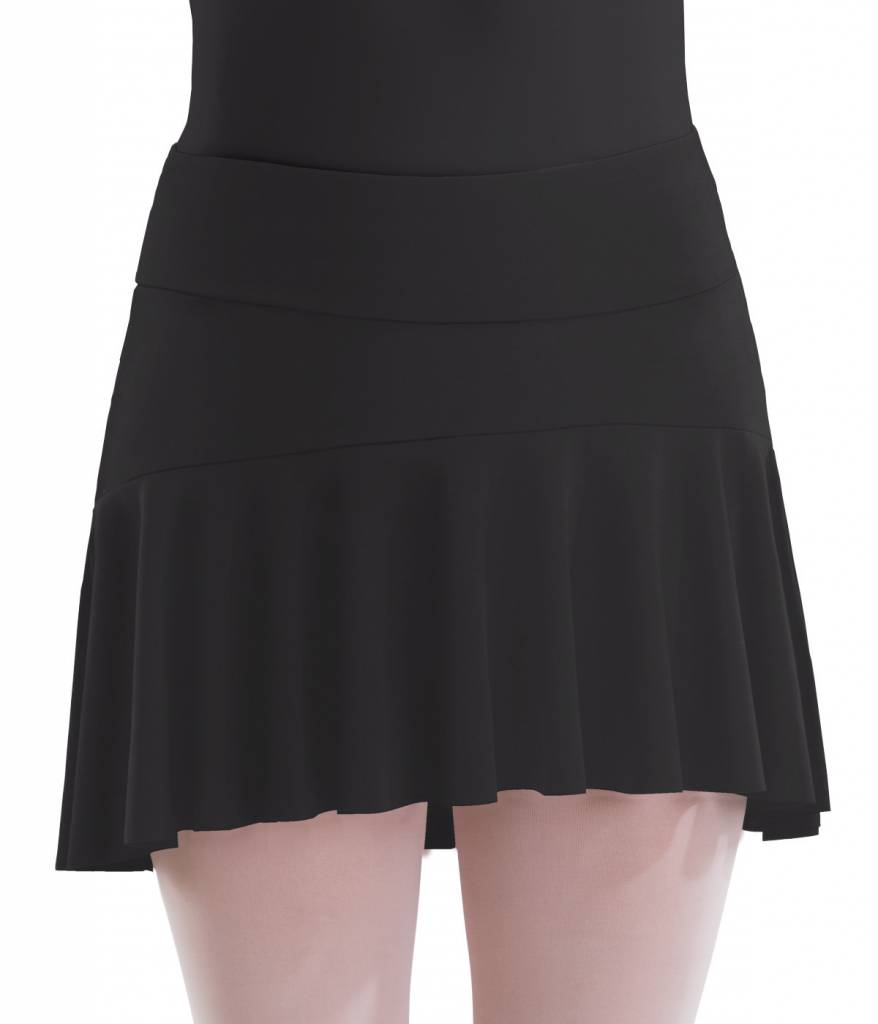 Motionwear 1080 Roll Waistband Circle Skirt