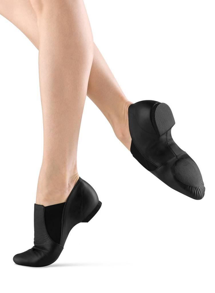 Bloch S0499L Elasta Bootie Jazz Shoe