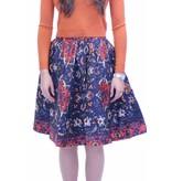 MW Vintage Print Skirt