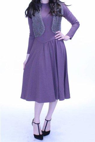 Ermana Jersey Dress