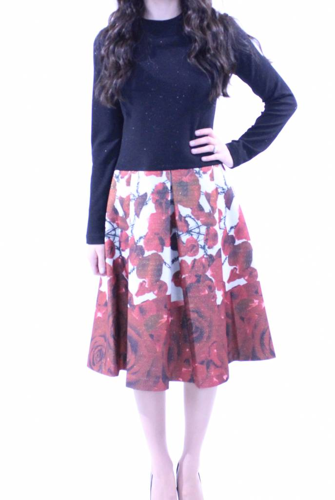 Barelli Printed Floral Dress 60% OFF!