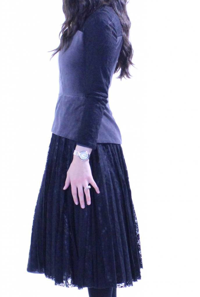 Barelli Eli Saab Lace Dress 60% OFF!
