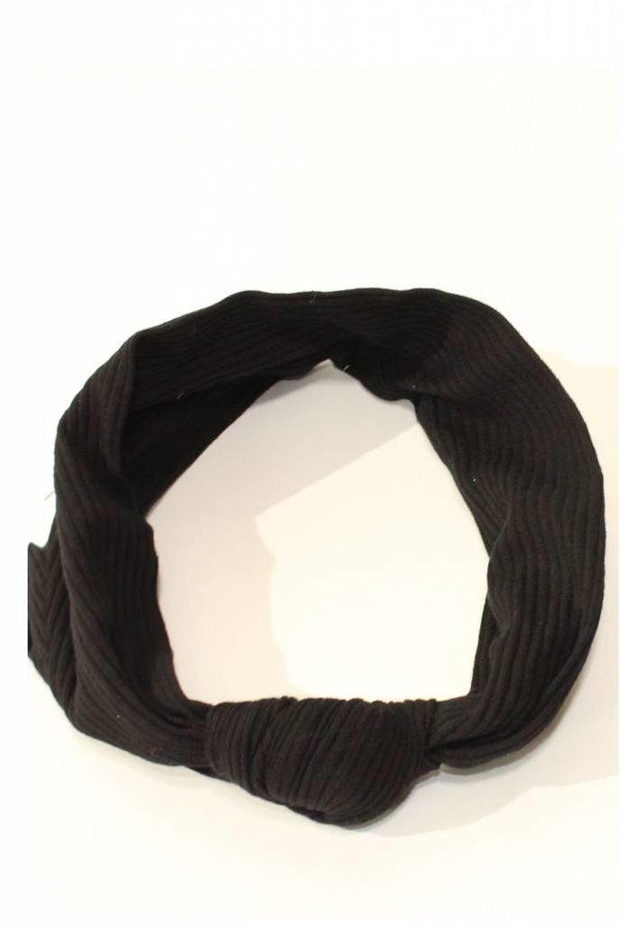 Ribbed Band Black