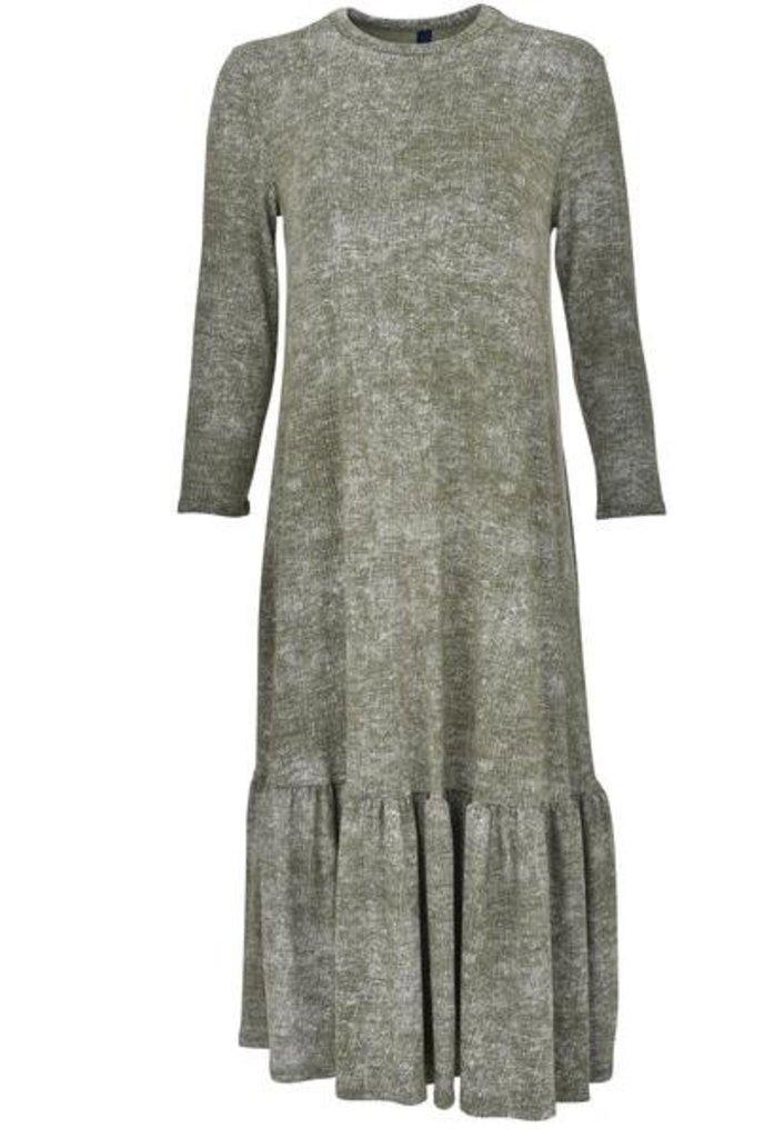 Junee Ruffle Bottom Dress