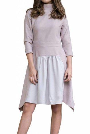 Oly & Elizabeth Silk Insert Dress