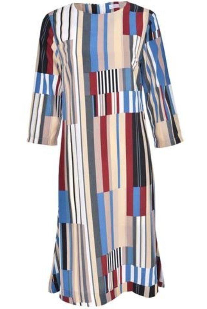 Ruby Striped Dress