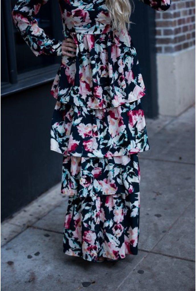 Raju Ivana Maxi Dress