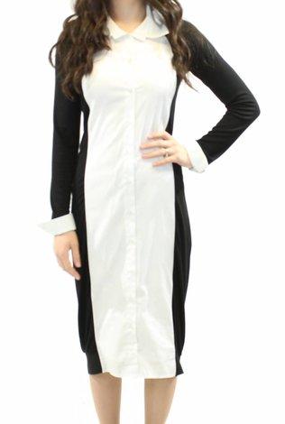 Ermana Knitted Shirt Dress