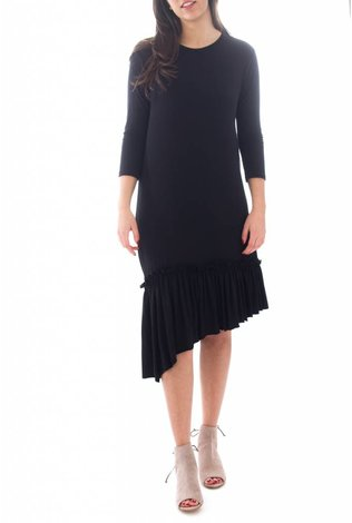 Mayas Place Lilly Dress Black