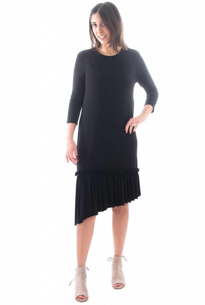 Mayas Place Lilly Dress Black