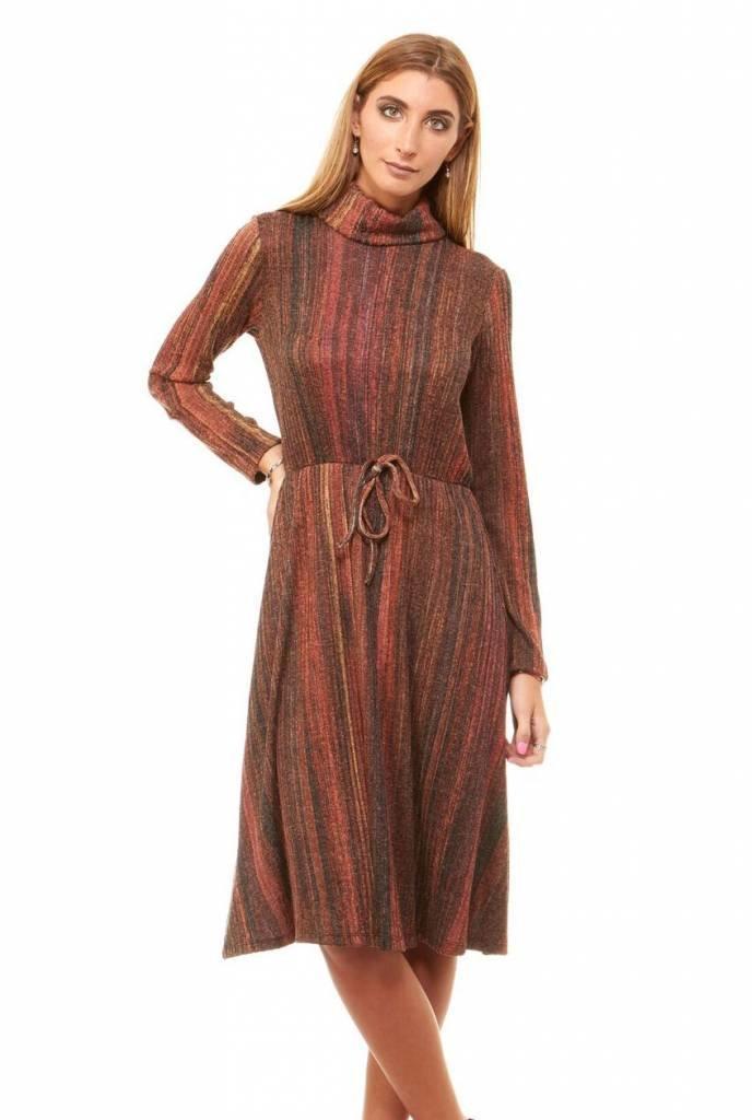 Bella Donna Art Deco Dress