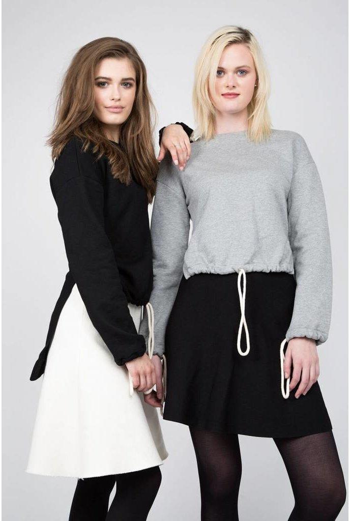 Oly & Elizabeth Hi-Low Sweatshirt