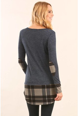 Sheek Patch Sweater