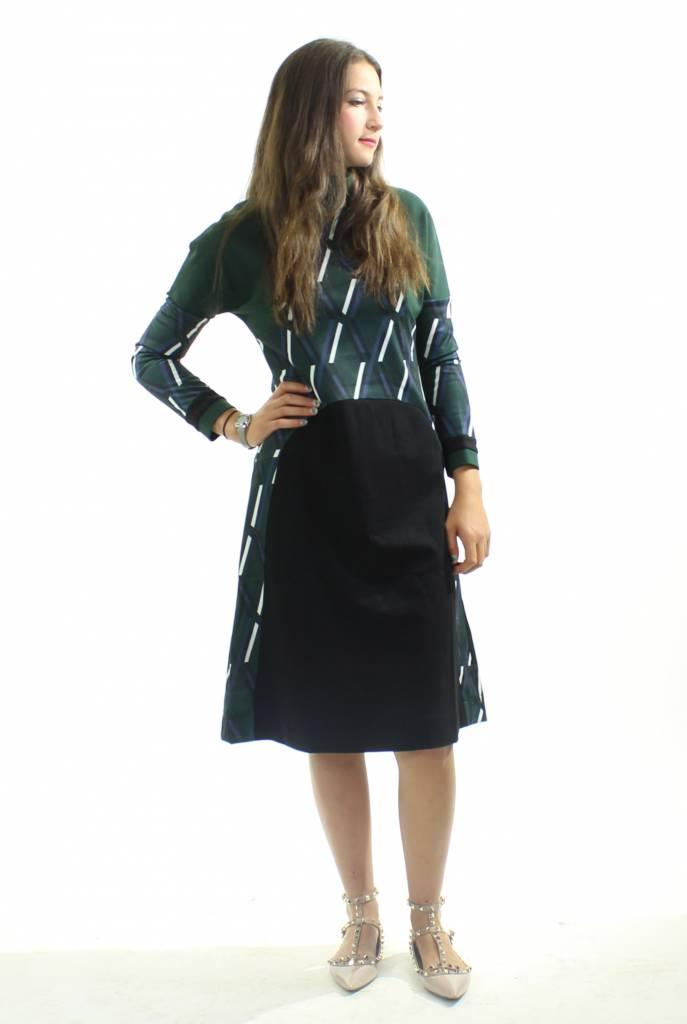 MW The Turtleneck Dress