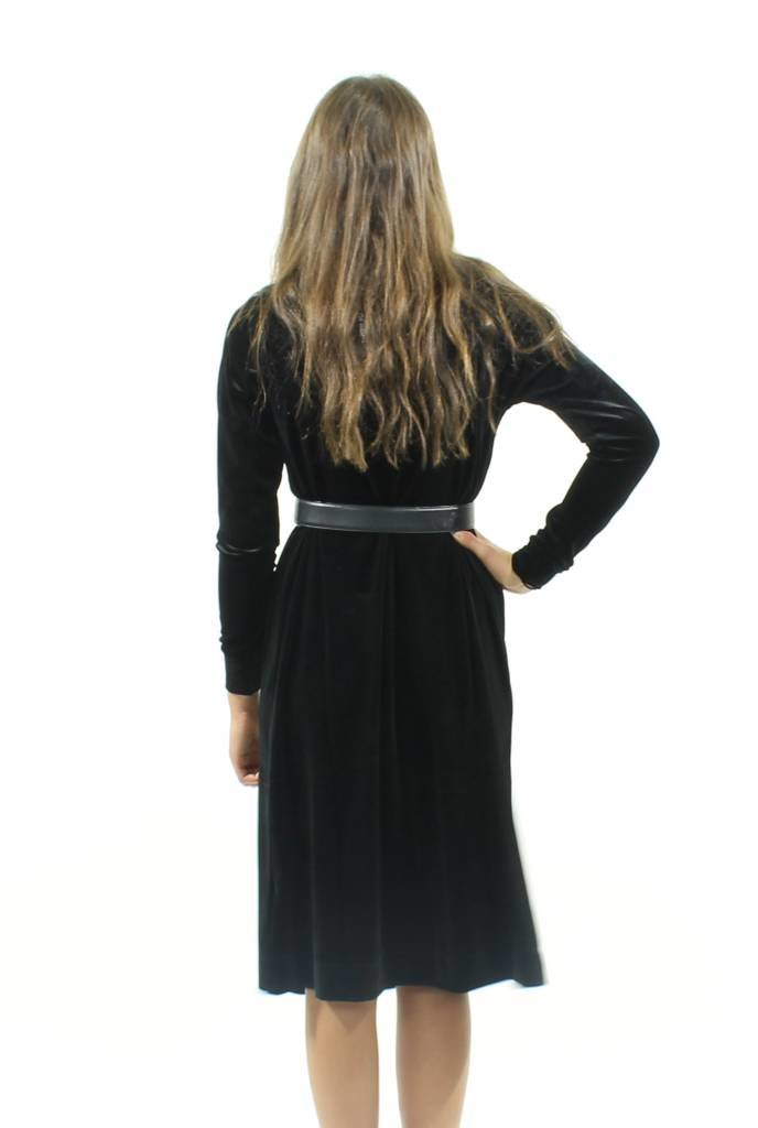 MW The Ultimate Velour Dress