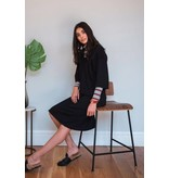 space Space Two Piece Outfit Black