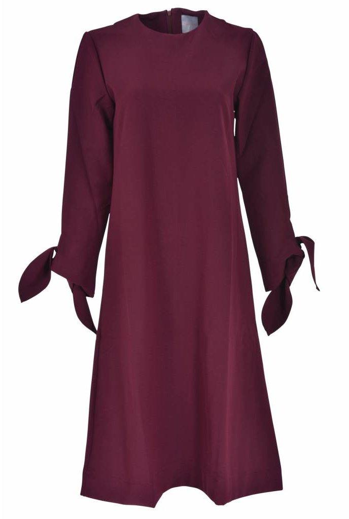 Tweed Flora  Dress