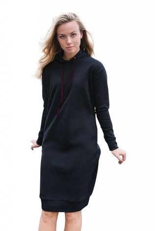 Deela Hoodie Dress- See more colors!