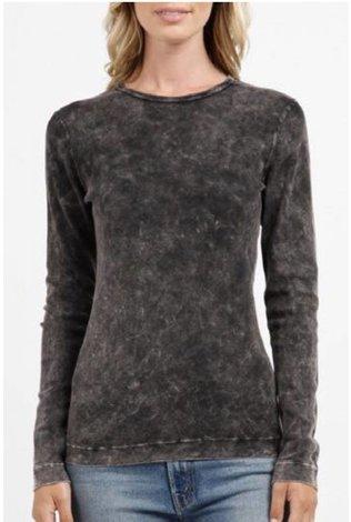 three dots Three Dots Knit Rocker Wash Shirt